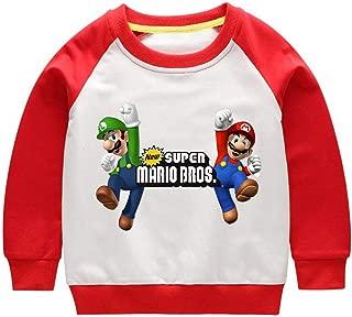 Amazon.es: Super Mario - Niño: Ropa