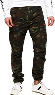 superdry camo pants