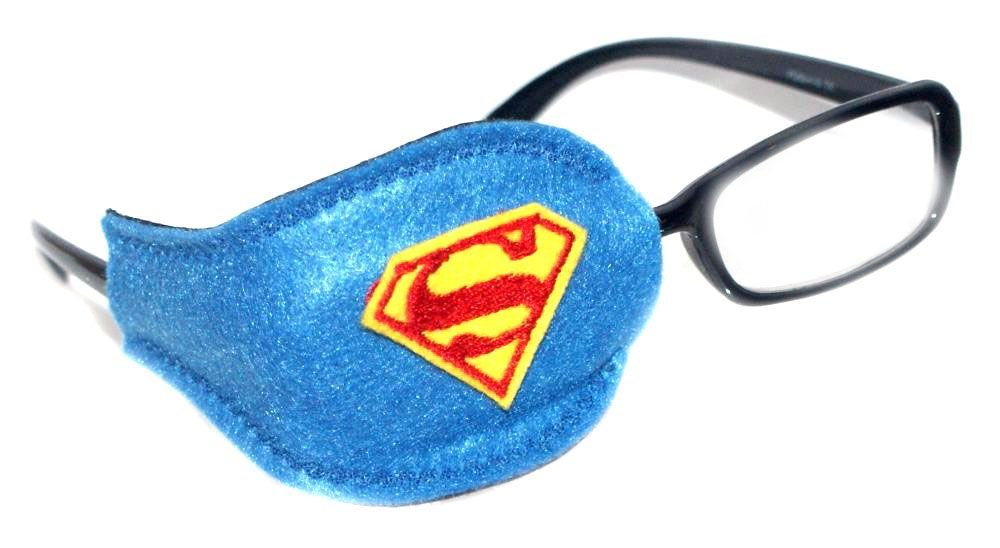 Kids and Adults Orthoptic Eye Patch For Amblyopia Lazy Eye Occlusion Therapy Treatment Star Wars Design