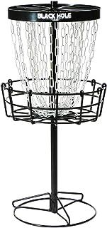 MVP Disc Sports Black Hole Baskets Mini (Black/Stock)