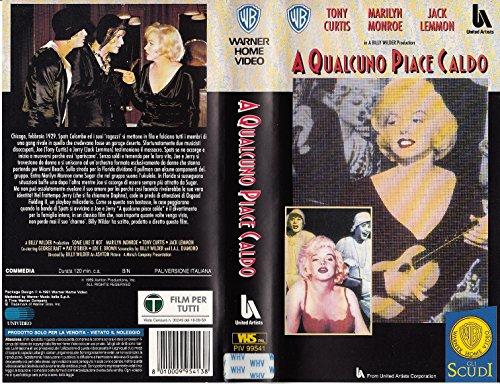 A qualcuno piace caldo (1959) VHS
