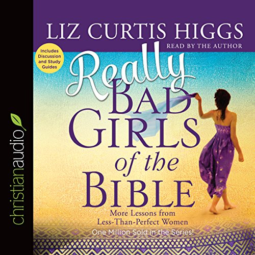 Really Bad Girls of the Bible cover art