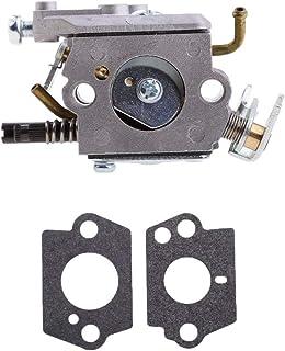 Tubayia carburador con 2 Juntas de Repuesto para cortabordes Husqvarna 123L 223L 323L 325L 326L
