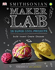 Includes 28 awesome experiments & activities that will get young inventors' wheels turning Help kids find their inner inventor and create winning projects for science fairs & school projects Each activity is appropriate for children ages 8-12