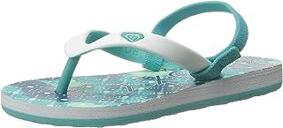 Roxy Kids' Tw Tahiti Flip Flop Toddler Sandal