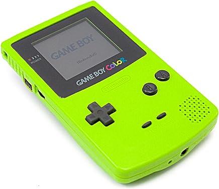 Consola Nintendo Game Boy Color Verde Manzana