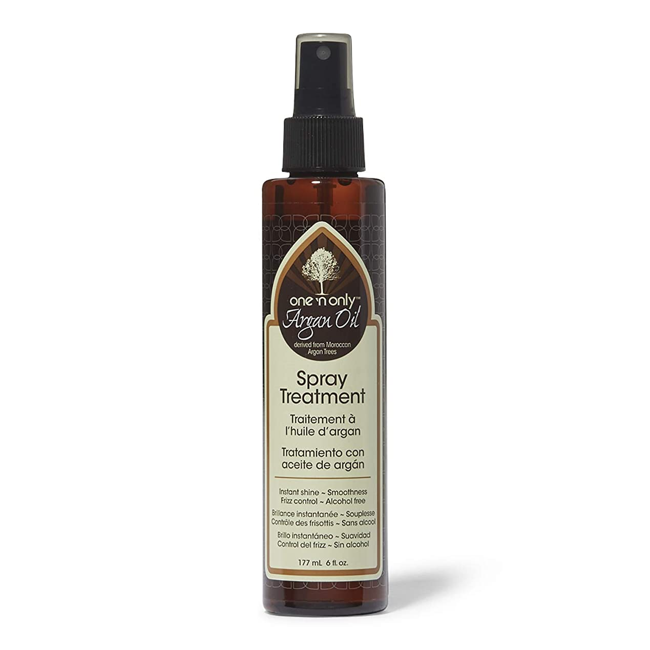 完璧ラジエータールールArgan Oil Spray Treatment 175 ml (並行輸入品)