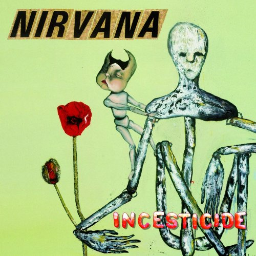20th Anniversary Edition of Incesticide 45RPM Edition ~ RSD Exclusive Release by Nirvana