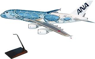 全日空商事 1/100 A380 JA381A ANAブルー 完成品 限定
