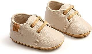 Chaussures Bébé,Chausson bébé Chaussure Bebe Garcon Fille Chaussures Cuir Souple Premiers Pas Chaussons Bébé