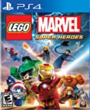 LEGO Marvel Super Heroes - PlayStation 4 by Warner Home Video - Games