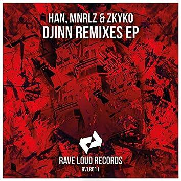Djinn (Remixes)