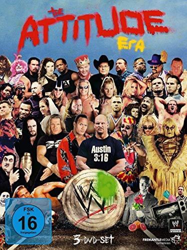 WWE - The Attitude Era [3 DVDs]