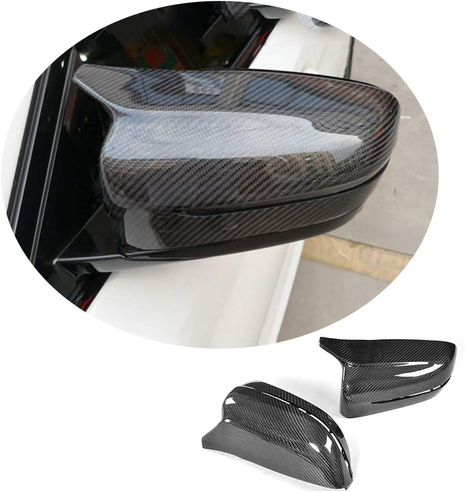 Jun-star Carbon Fiber Side Rearview Caps New Orleans Mall Directly managed store Cover fits Pair Mirror