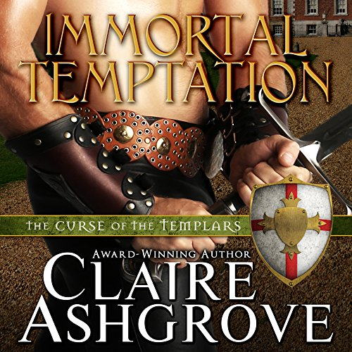 Immortal Temptation audiobook cover art