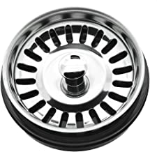 Garbage Disposal Strainer Universal Replacement Sink Guard Drain Basket Stainless Steel by Cleesink