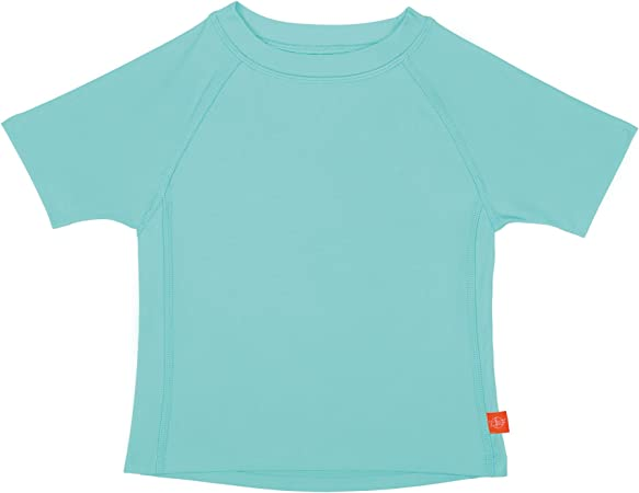 Camiseta de manga corta Rashguard para bebé de Lässig, 1431005804 verde azul turquesa Talla:6 meses