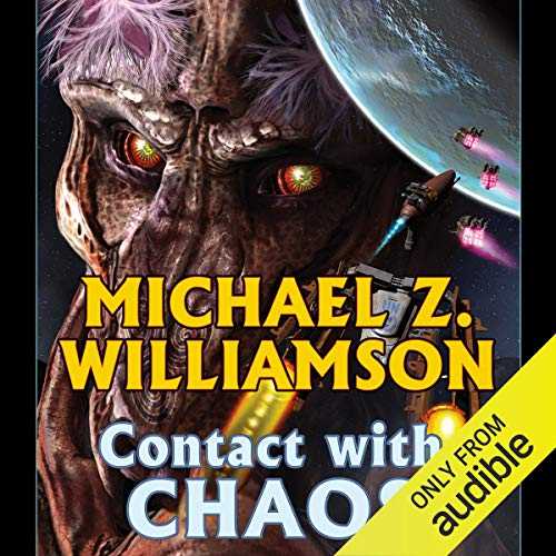 Contact with Chaos audiobook cover art