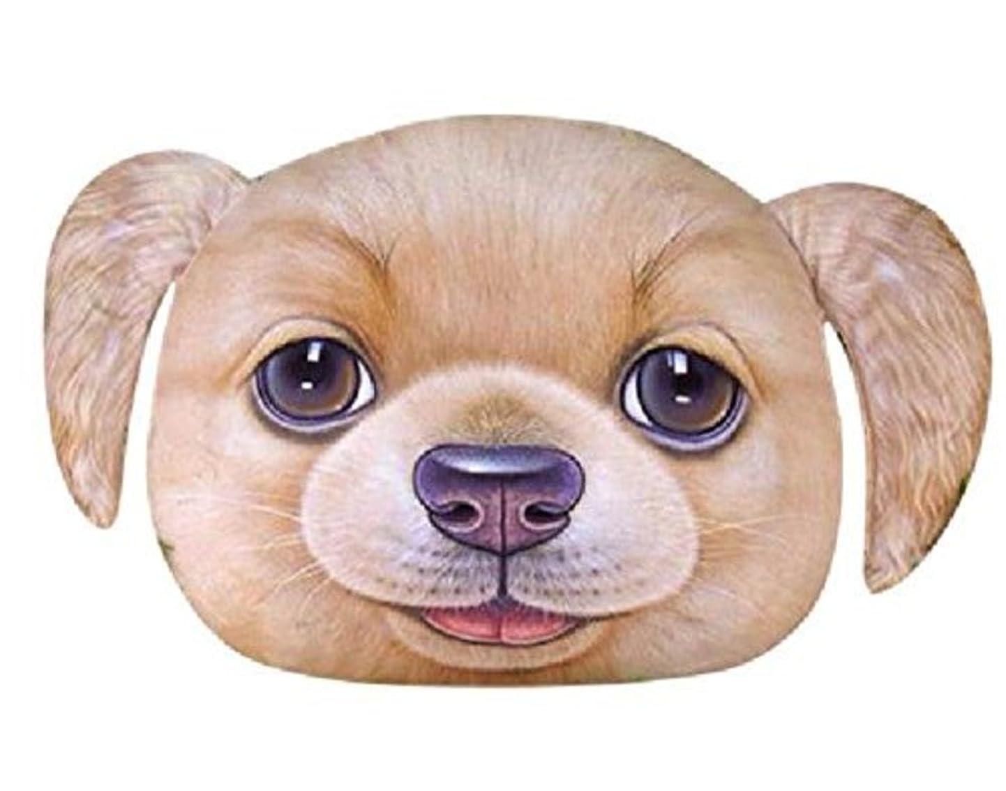 日帰り旅行にご意見テセウスAnesZakka 癒されすぎてわんダフル 大きい リアル 犬顔 猫顔 インテリア 抱き枕 クッション (ゴールデンレトリバー)