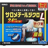 【第2類医薬品】サロメチールジクロL 7枚 ×2
