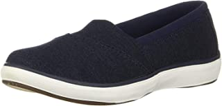 Grasshoppers Women's Margo Stretch Denim Ballet Flat