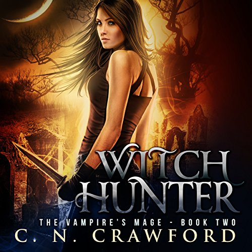 Witch Hunter audiobook cover art