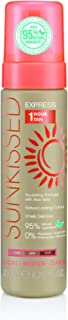 Sunkissed Express 1 Hour Tan - 95% Natural 200ml, 200 ml Pack of 1