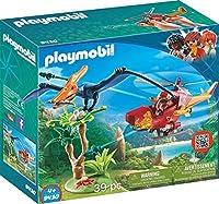 Playmobil(プレイモービル) プテラノドンとヘリコプター 9430 [並行輸入品]