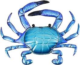 Crab Decor Metal