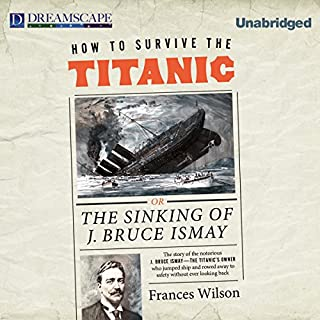 How to Survive the Titanic cover art
