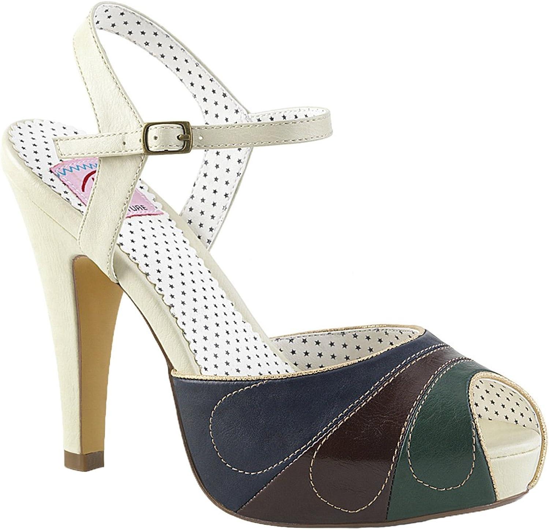 Pinup Womens BETTIE-27 CRMCPU Sandals