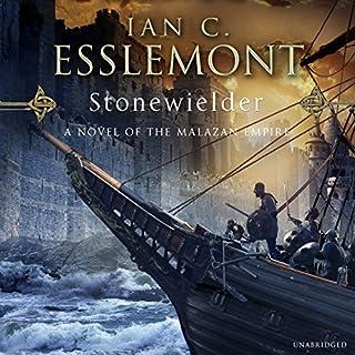 Page de couverture de Stonewielder