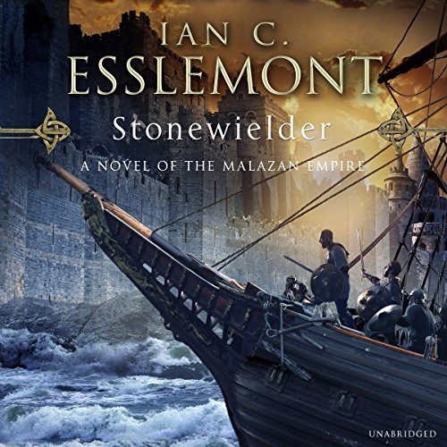 Stonewielder cover art