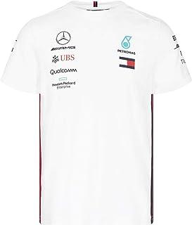 Mercedes-AMG Petronas Motorsport 2019 F1 Team T-Shirt White