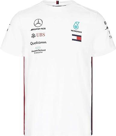 Camiseta Mercedes AMG F1 Equipo Negro