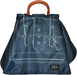 Trench Tote Women's Handbag & Purse Cover - Charlotte Navy