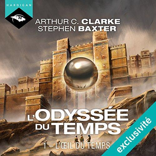 L'Œil du Temps (L'Odyssée du Temps 1) audiobook cover art