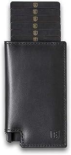 Ekster Parliament - Slim Leather Wallet - RFID Blocking - Quick Card Access