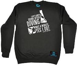 Open Water Scuba Diving Jumper Sweatshirts - Brand 229