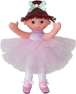 "Anico Well Made Play Doll for Children Debbie Dancer, 18"" Tall, Brunette"