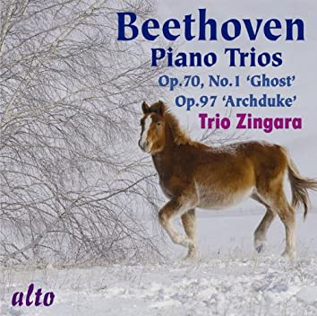 """Beethoven: Piano Trios """"Ghost"""" & """"Archduke"""""""