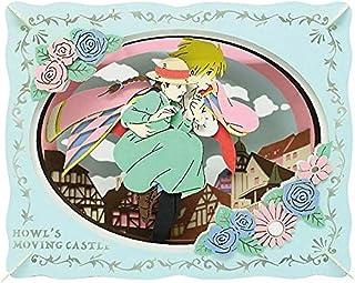 ensky Studio Ghibli film przeprowadzający zamek papierowy teatr (chodzenie po niebie) PT-103