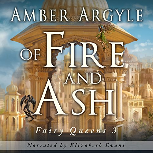 Of Fire and Ash audiobook cover art