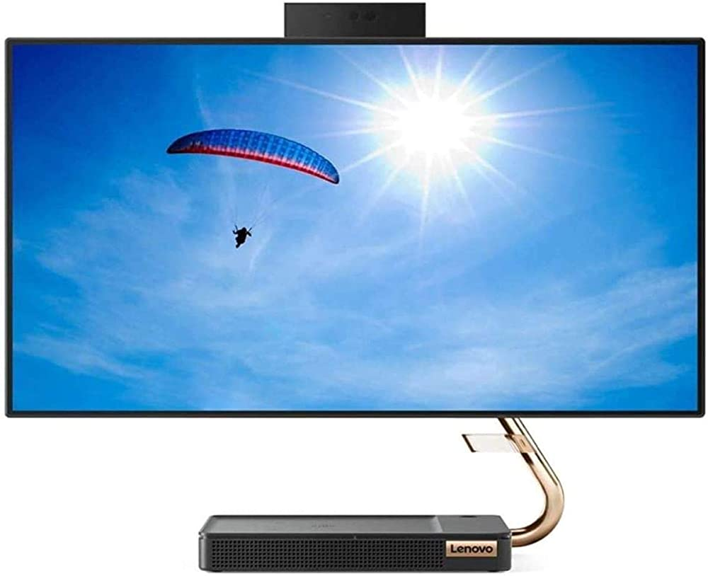 Lenovo ideacentre all in one a540 pc fisso intel core i5-9400t 256 gb ssd+1 tb hdd ram 8 gb A540-24ICB
