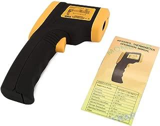 /° F Laser Rosso Portatile Senza Contatto pirometro Pistola Tree-on-Life GM550 LCD Digitale Portatile a infrarossi termometro Tester ℃