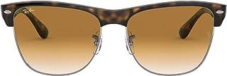 نظارات شمسية كلوب ماستر مربعة كبيرة الحجم من راي بان RB4175