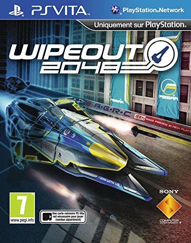 Wipeout 2048 (PS Vita) [Importación francesa]