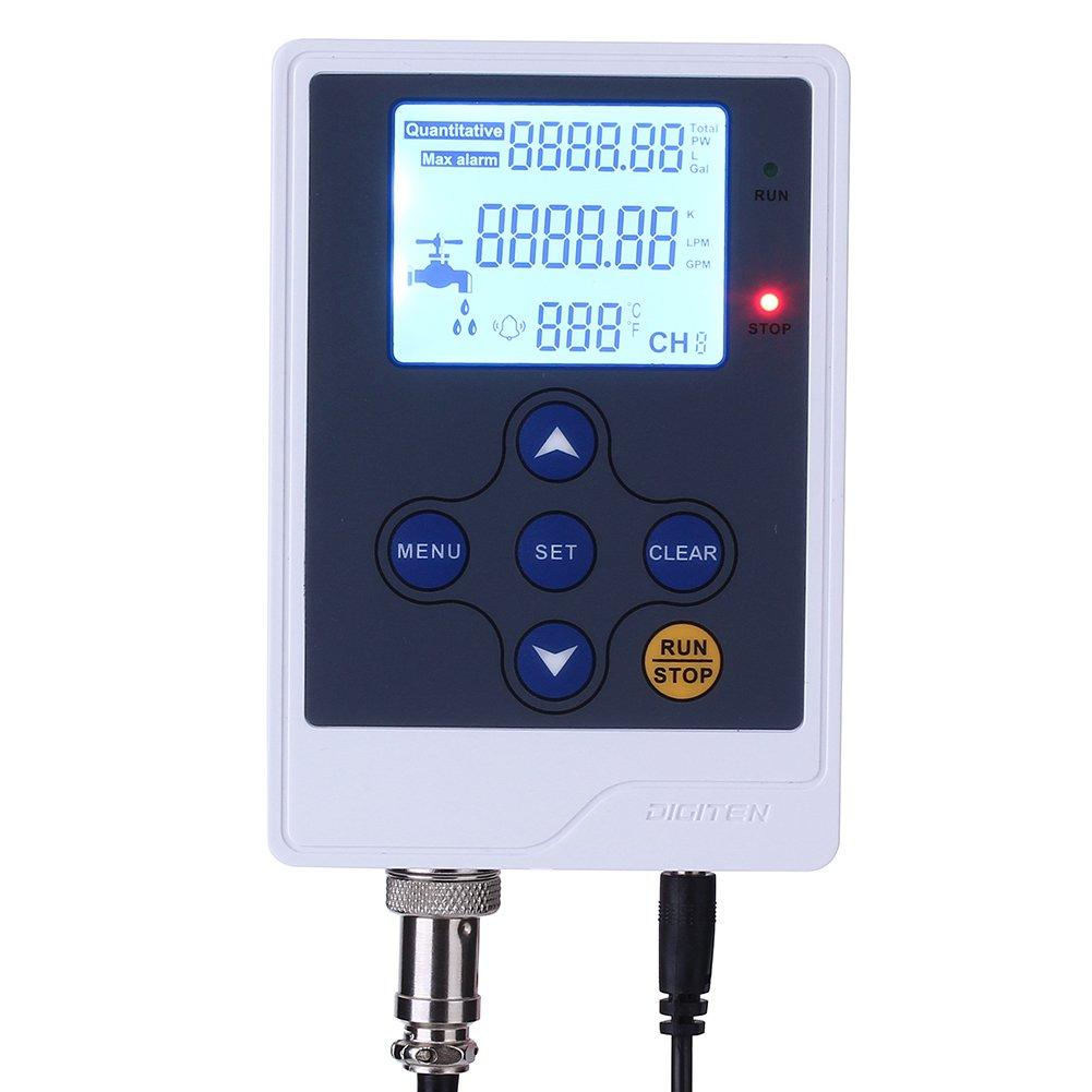 DIGITEN Digital Flowmeter Quantitative Controller