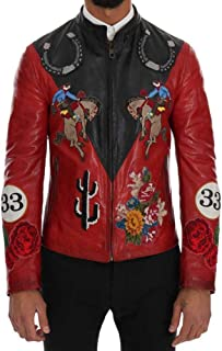 Best dolce gabbana leather jacket Reviews