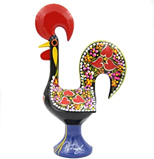 100/% Cotton Traditional Portuguese Rooster Kitchen Dish Towel